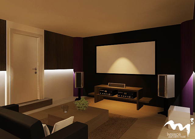 Impressive Home Theater Interior Design 640 x 457 · 234 kB · jpeg